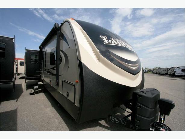 2018 KEYSTONE RV LAREDO TT 330RL
