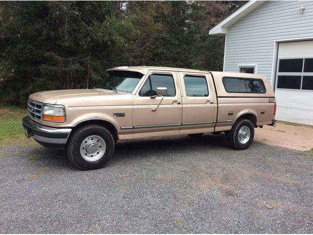 1996 F250 truck