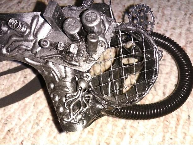 Steam Punk Mask - Halloween / Costume