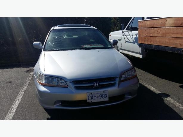 1999 Honda Accord ☆☆☆