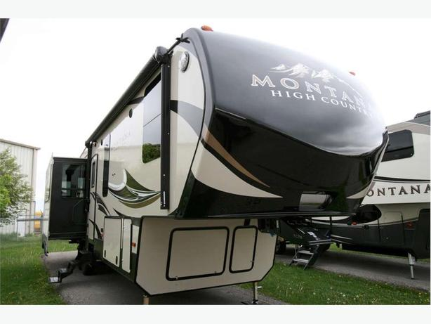 2018 KEYSTONE RV MONTANA HIGH COUNTRY 310RE