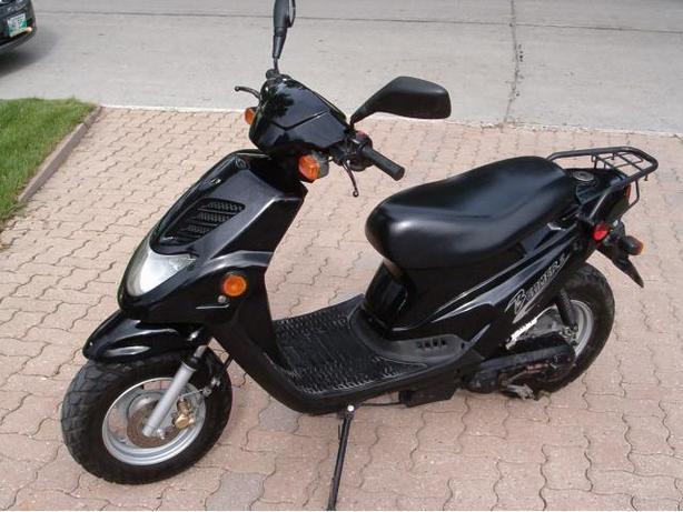 scooter bike 2006 Eton Beamer II