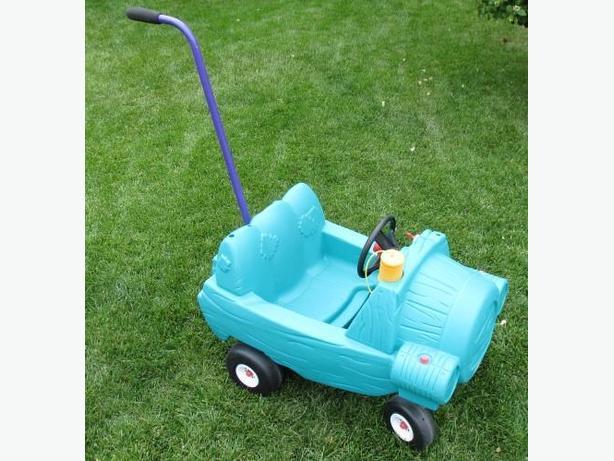 Little Tikes Push Mobile Car