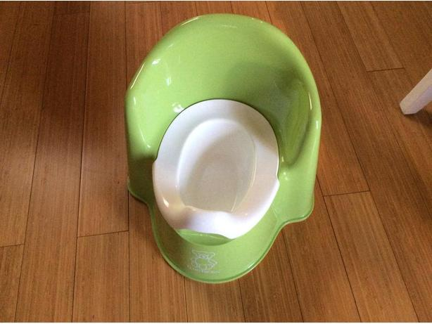 Unused- Original Baby Bjorn Potty Chair