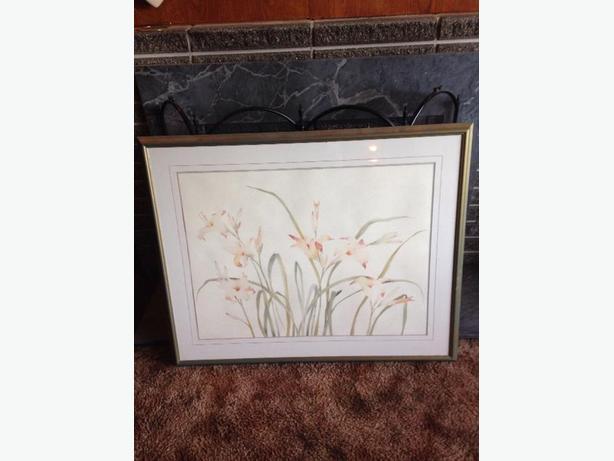 lilies by Susan Headley Van Camper