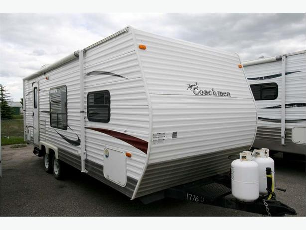 2008 COACHMEN SPIRIT OF AMERICA M-24RBQ