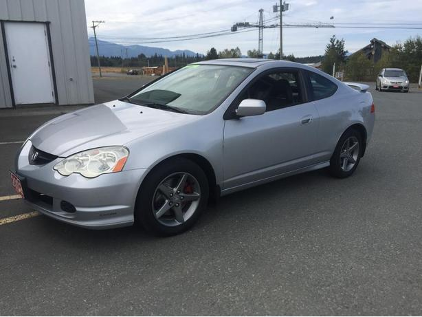 2002 acura rsx type s manual