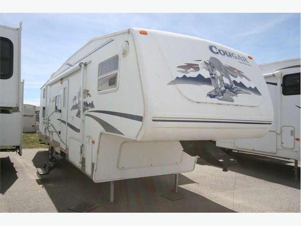 2004 KEYSTONE RV Cougar 281BHS