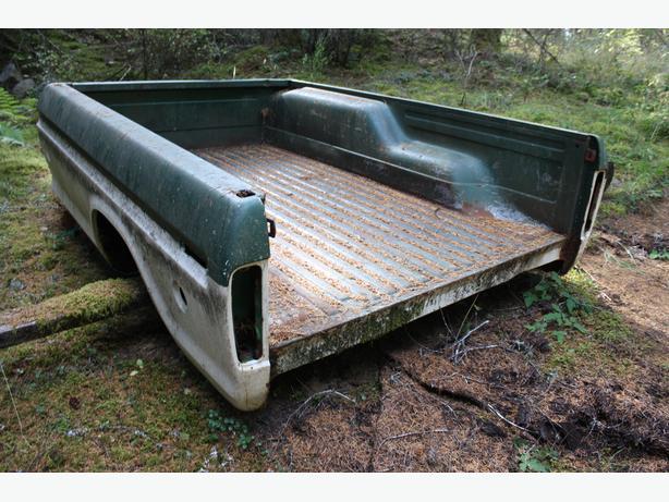 RARE FIND -  1973-74 , FORD Truck,Super Camper Special ,  Long Box
