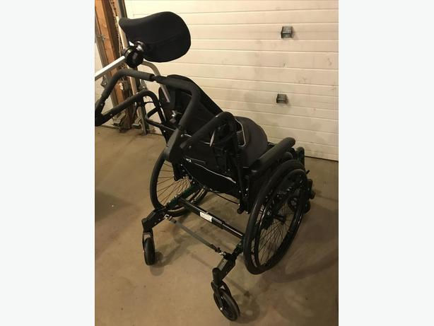 Wheelchair Specialty Physipro NEOX Tilt-In-Space