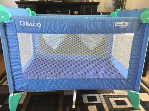 Graco Pack & Play playpen