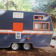 Fully Flipped 1977 Triple E LOVE Trailer / Tiny House (HEAD TURNER!)