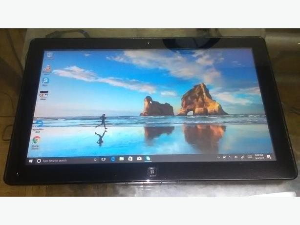 "Samsung Tablet 11.6"" windows 10 Intel Core i5 Dual Webcam 128gig SSD Wi-Fi 4gig"