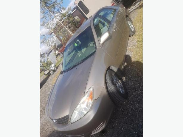 forsale 2002 toy Camry v6 4dr