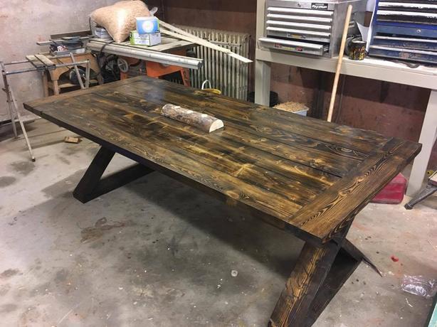 Barn Board Table