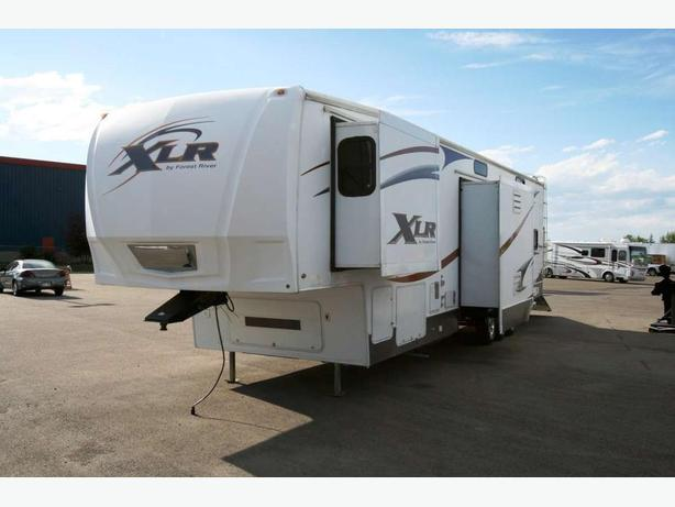 2009 Forest River Xlr 40X12 Stock # 1797U