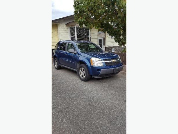 2006 Chevy Equinox LS AWD