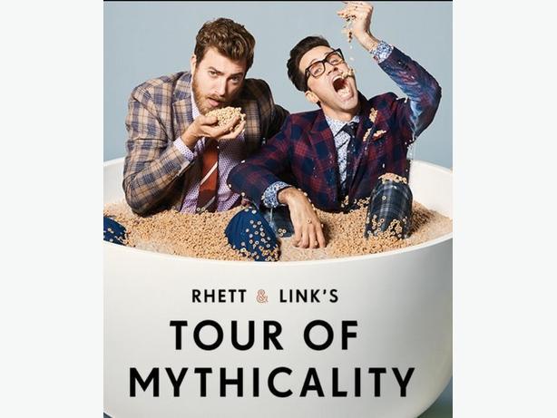 ISO - Rhett & Link's Tour...