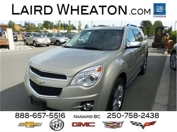 2010 Chevrolet Equinox LTZ AWD, Trailering Package