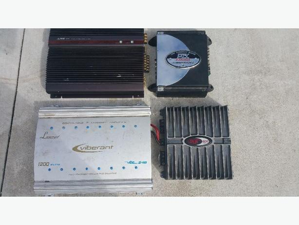 USEE VEHICLE AMPS