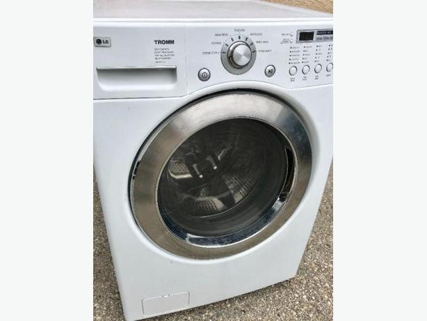 LG TROM Hi Efficiency Washer