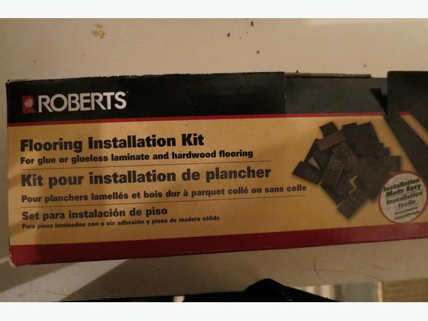 Flooring Installation Kit, For Hardwood and Laminate, Brand New