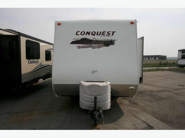 2012 Gulf Stream Conquest 269BHL Stock # 1792X