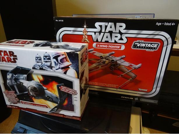 Star Wars toys for sale