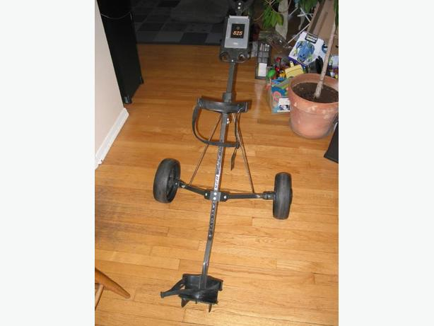 Lightweight alloy 2 wheel Golf caddie cart
