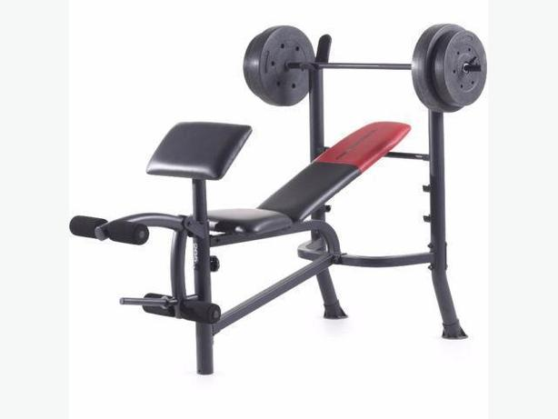 Weider Pro 265 Workout Bench