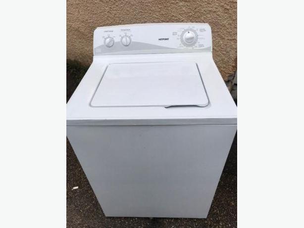 Hotpoint Super Capacity Washer