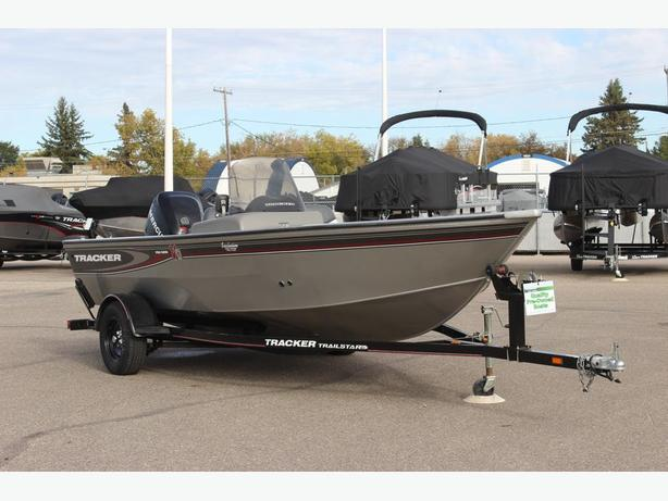 2006 Tracker ProGuide V17 SC w/Mercury 75hp Optimax