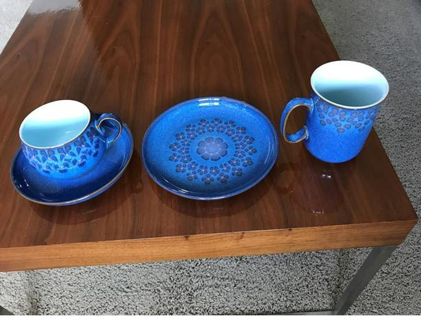Beautiful Denby Stoneware - REDUCED PRICE