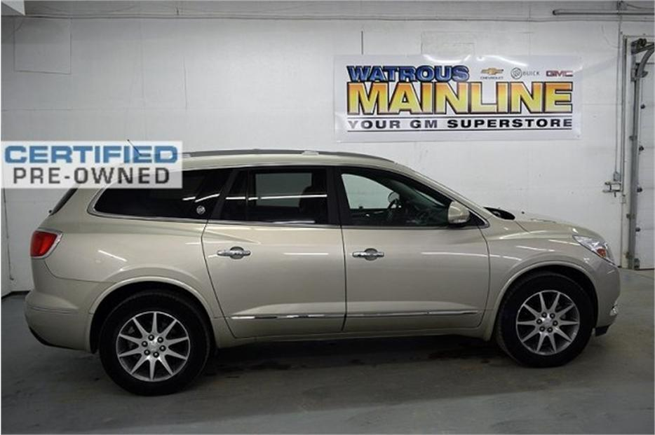 Moncton Buick Enclave >> 2014 Buick Enclave Leather Other South Saskatchewan Location, Regina