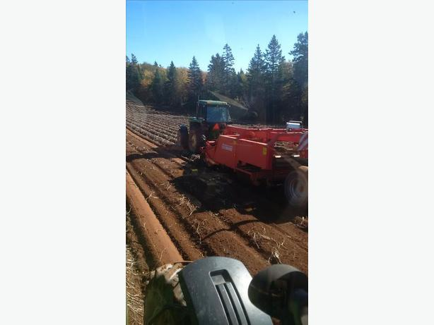 Looking for potato truck drivers for harvest