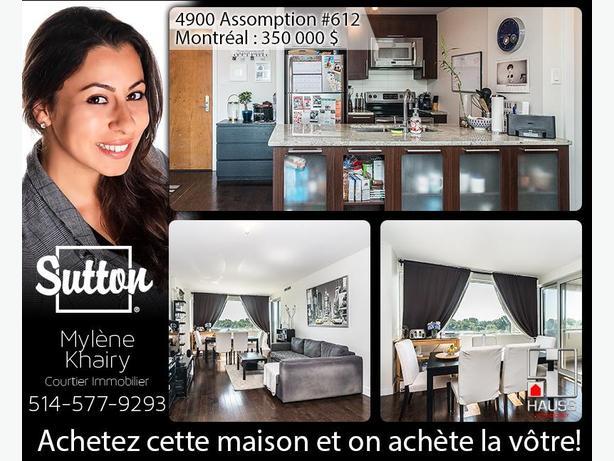 2 Bedroom Condo beside Maisonneuve parc