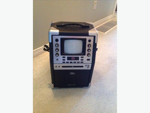 karaoke machine professional saanich victoria. Black Bedroom Furniture Sets. Home Design Ideas