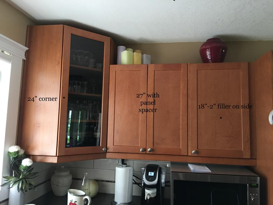 Used upper kitchen cabinets rural regina regina for Kitchen cabinets york region