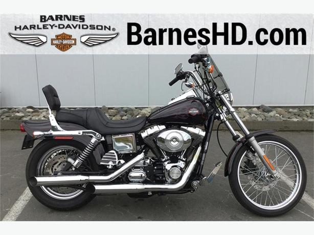 2002 Harley-Davidson® FXDWG