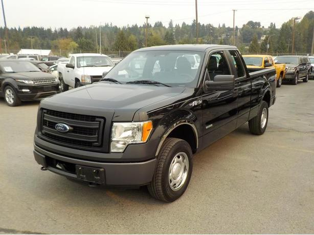 2013 Ford F-150 XL Ecoboost SuperCab Regular Box 4WD
