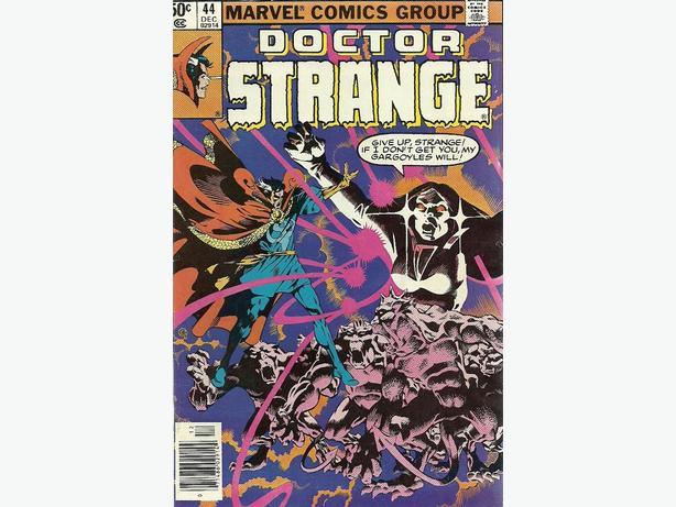 Dr. Strange comics lot