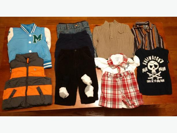 9-12 Month Boy Clothes