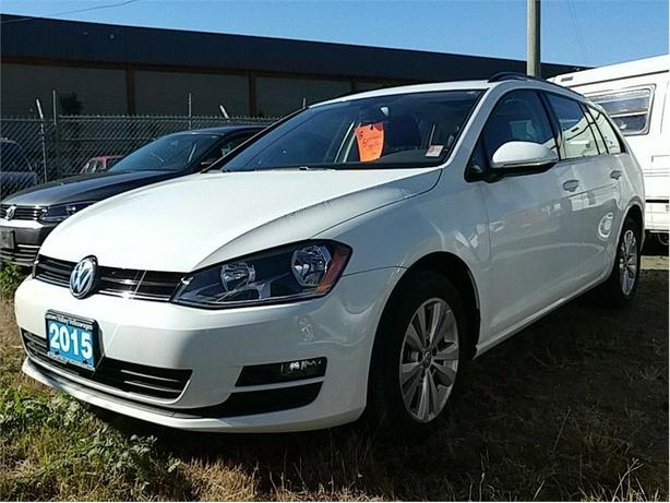 2015 Volkswagen Golf 2.0 TDI RARE ! JUST ARRIVED ! LOCAL !