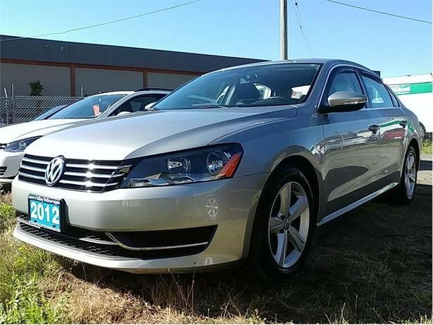 2012 Volkswagen Passat 2.5L Comfortline Auto, one owner !