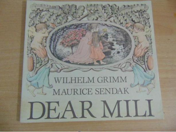 Maurice Sendak Dear Mili Soft Cover Book