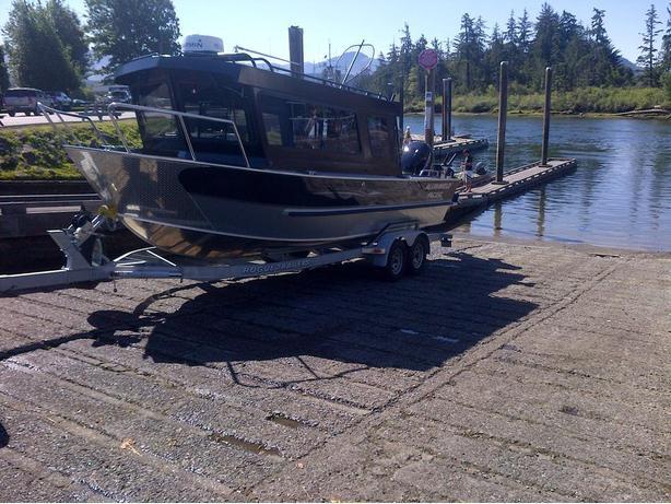 2013 Alumaweld 25ft Pacific ($125000)