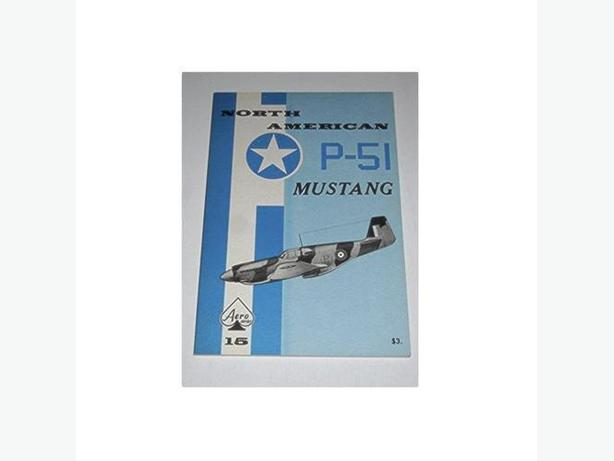 1967 North American P-51 Mustang (Airplane) - Aero Series 15 - large paperback