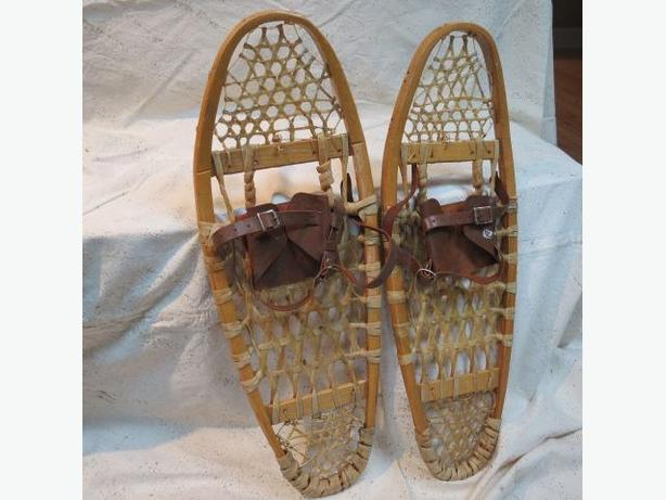 AUTHENTIC SNOWSHOES