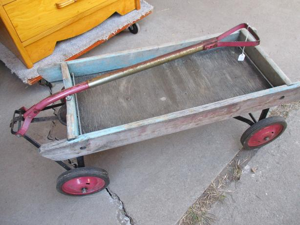 1950S KIDS WAGON FROM ESTATE