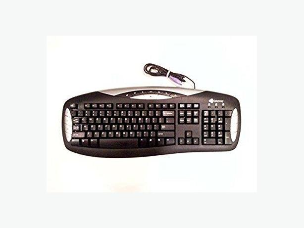Gateway KB-0401 105-Key PS/2 Multimedia Keyboard NEW in Box
